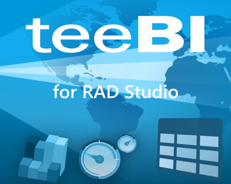 Steema | TeeBI Business Intelligence Components for RAD Studio