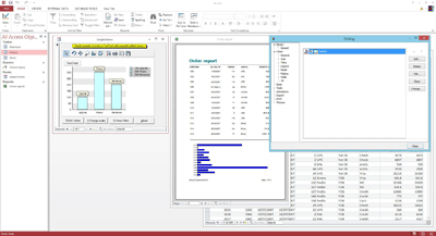 Using TeeChart for ActiveX in Microsoft Office. TeeChart may be coded using VBA